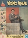 Comic Books - Kong Kylie (tijdschrift) (Deens) - 1950 nummer 11