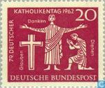 Postage Stamps - Germany, Federal Republic [DEU] - Katholiekendag