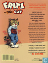 Comic Books - Fritz the Cat - The Life and Death of Fritz the Cat