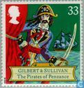 Postage Stamps - Great Britain [GBR] - Sullivan, Sir Arthur 1842 -