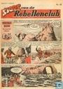 Bandes dessinées - Sjors van de Rebellenclub (tijdschrift) - 1956 nummer  48