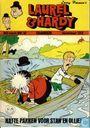 Bandes dessinées - Laurel et Hardy - boodschappen