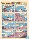 Strips - Minitoe  (tijdschrift) - 1991 nummer  21