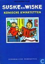 Comic Books - Willy and Wanda - Komische kwartetten