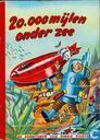 Comic Books - Pinkie Pienter - 20.000 mijlen onder zee