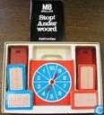 Board games - Stop Ander Woord - Stop - Ander Woord