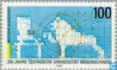 Postage Stamps - Germany, Federal Republic [DEU] - Technical University 1745-1995