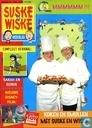 Bandes dessinées - Suske en Wiske weekblad (tijdschrift) - 1996 nummer  16