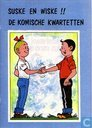 Comic Books - Willy and Wanda - De komische kwartetten