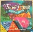 Spellen - Trivial Pursuit - Trivial Pursuit - Familie Editie  (Belgische editie)