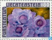 Timbres-poste - Liechtenstein - Grandes cultures