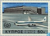 Postzegels - Cyprus [CYP] - Int. Jaar van het Toerisme