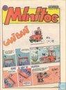 Comic Books - Minitoe  (tijdschrift) - 1991 nummer  23