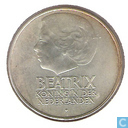 Coins - the Netherlands - Netherlands 50 gulden 1982