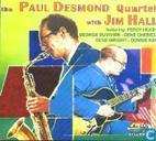 Disques vinyl et CD - Desmond, Paul - The Paul Desmond Quartet with Jim Hall