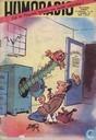 Strips - Humoradio (tijdschrift) - Nummer  745