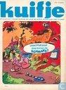 Comics - Sectie R - proefdiertje django