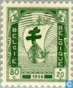 Postage Stamps - Belgium [BEL] - Antituberculosis - nurses