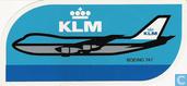 Luftverkehr - KLM - KLM - 747-200 (04)