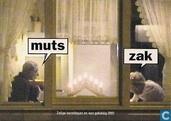 "U001168 - Joost Overbeek ""muts zak"""