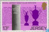 Postage Stamps - Jersey - Golf