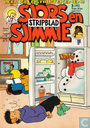 Comic Books - Calvin and Hobbes - Sjors en Sjimmie stripblad  2