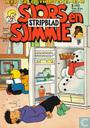 Bandes dessinées - Casper en Hobbes - Sjors en Sjimmie stripblad  2