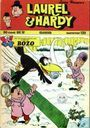 Comic Books - Laurel and Hardy - tennis