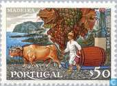 Postage Stamps - Portugal [PRT] - Stamp Exhibition LUBRAPEX