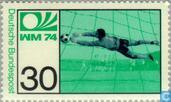 Postage Stamps - Germany, Federal Republic [DEU] - World Cup Soccer