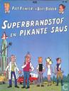 Comic Books - Piet Pienter en Bert Bibber - Superbrandstof en pikante saus