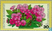 Postage Stamps - Germany, Federal Republic [DEU] - Garden Flowers