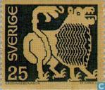 Postzegels - Zweden [SWE] - Wandtapijt