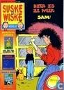 Strips - Suske en Wiske weekblad (tijdschrift) - 1997 nummer  49