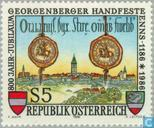 Postage Stamps - Austria [AUT] - Signature Charter 800 years