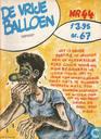 Comic Books - (Bijna) Uitgestorven beroepen M/V - De Vrije Balloen 44