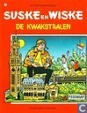 Comic Books - Willy and Wanda - De kwakstralen
