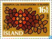 Postage Stamps - Iceland - Legislation