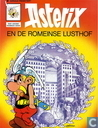 Bandes dessinées - Astérix - Asterix en de Romeinse lusthof
