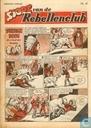 Comic Books - Sjors van de Rebellenclub (magazine) - 1957 nummer  41