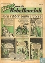 Bandes dessinées - Geheim van de Jar-riri's, Het - Sjors van de Rebellenclub 25