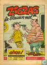 Bandes dessinées - Ohee (tijdschrift) - Zigzag de blauwe mol