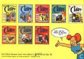 Strips - Claire [Van der Kroft] - Klussen maar