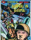 Comic Books - Buck Danny - Aanval in Birma