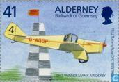 Briefmarken - Alderney - Thomas Rose