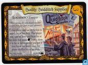 Trading cards - Harry Potter 3) Diagon Alley - Quality Quidditch Supplies