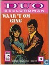 Bandes dessinées - Duo Beeldroman (tijdschrift) - Waar 't om ging