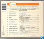 Schallplatten und CD's - Diverse Interpreten - De muziek van 1960, uw geboortejaar