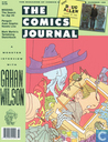 Bandes dessinées - Comics Journal, The (tijdschrift) (Engels) - The Comics Journal 156