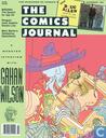 Comic Books - Comics Journal, The (tijdschrift) (Engels) - The Comics Journal 156